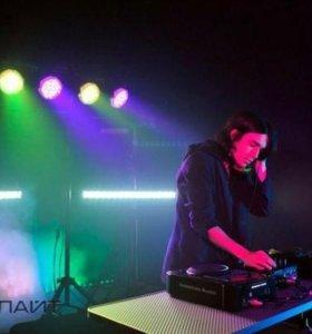 Световой эффект american DJ jelly PAR profile
