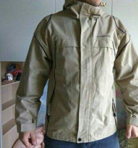 Куртка ветровка мужская размер 46
