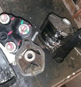 Подушки двигателя Mazda 6 GJ