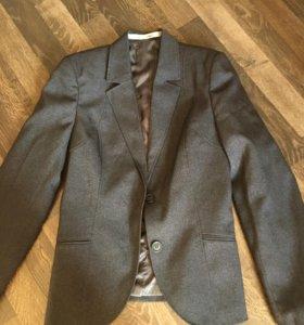 Пиджак школьный Почепский