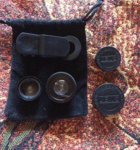 Линзы для камеры