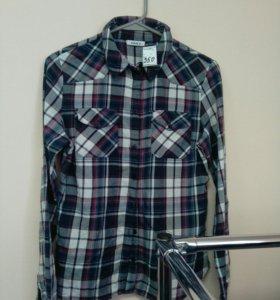Женская рубашка фирменная