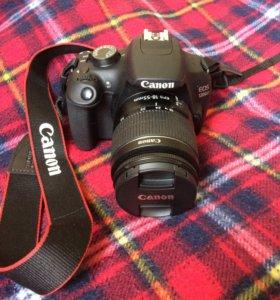 Цифровая камера Canon EOS 1200 D