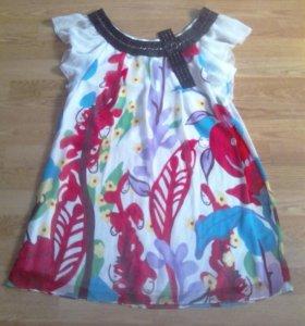 Продаю яркое красивое платье.