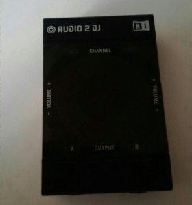 Звуковая карта Native Instruments Audio 2DJ