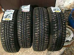 Новые зимние шины r-14