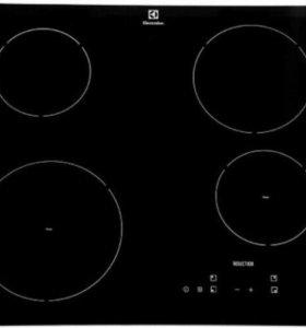 Индукционная вар. панель Electrolux EHH 56240 IK