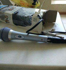 Новый Микрофон Philips sbc md 650