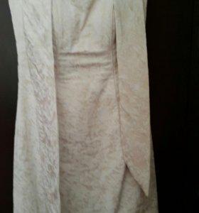 Платье, очень красивое, Франция,42-44
