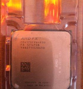 Процессор amd fx 4170 4.2ггц