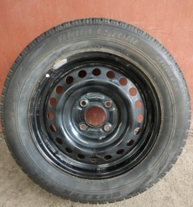 Bridgestone Blizzak VRX 195\60
