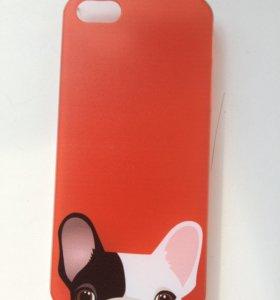 Новый бампер на iPhone 5/5s
