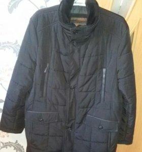 Френч куртка удлиненая