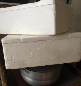 термо коробки