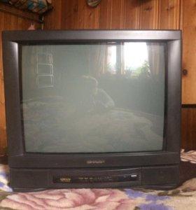 """Телевизор """"Sharp"""" бу"""