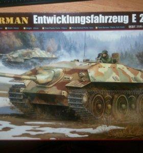 E-25 German 1/35 Trumpeter 00383