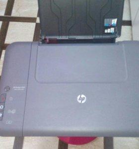 Принтер -сканер HP Deskjet 1050