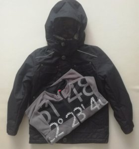 Reima куртка и кофта флис
