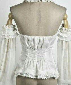 Новая блуза (Steampunk)