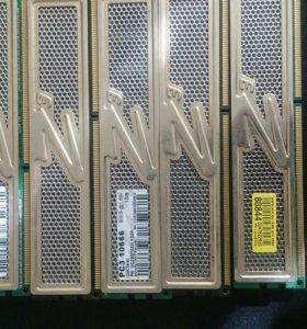 ОЗУ DDR3 PC3 10666 1GB 6 ШТ