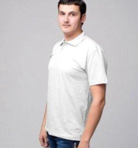 Мужская футболка-поло новая