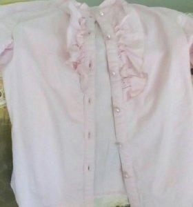 Блузка детская фирмы Clever