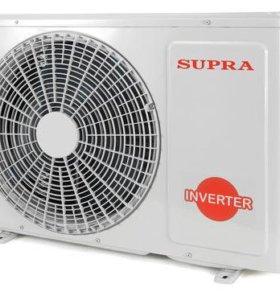 новый кондиционер supra EDC-09HA