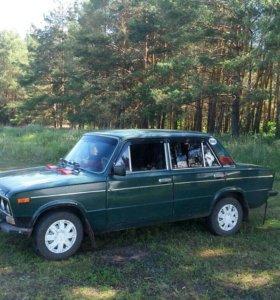 Продается Ваз 2106 1997г.в.