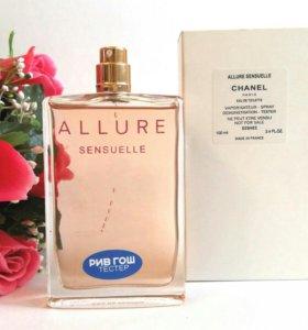 Chanel allure sensuelle 100ml парфюм женский