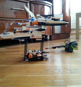Lego mars mission 7644 MX81