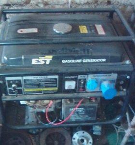 Бензиновый электро гениратор