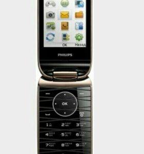 Телефон PHiLiPS X 519
