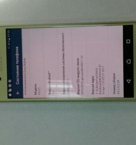 Телефон Sony x F5121
