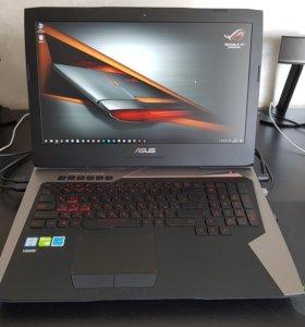 Игровой ноутбук ASUS G752VS