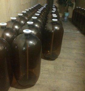 продам пластиковые бутыли 30 л.