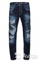 Стильные новые джинсы cipo baxx р. 31/34 оригинал