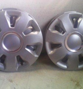 диски и калпаки R-15