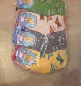 Носки детские новые размер 16-18(25-27)