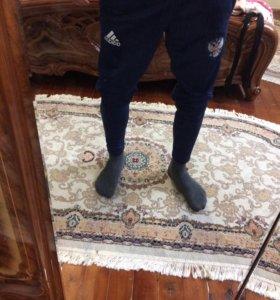 Спортивные брюки Россия🇷🇺🇷🇺🇷🇺🇷🇺 Адидас