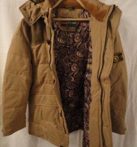 продаю куртку-пуховик новый
