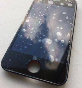 Экран на iPhone 4