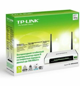 Wifi Роутер Tp link 300 мб/с