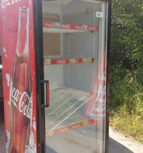Холодильник Кока-кола
