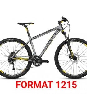 Велосипед FORMAT 1215