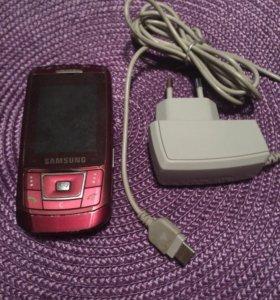 Телефон Самсунг D-900
