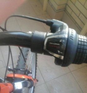 Велосипед для ребёнка 7-11 лет