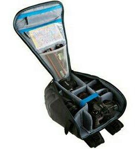 Новый рюкзак для фотоаппарата CULLMAN CU-96450