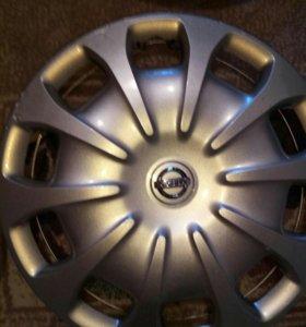 Колпаки на Nissan Almera R15