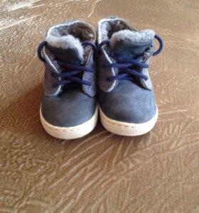Ботиночки фирменные ZARA BABY