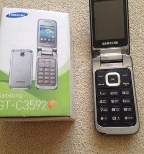 Телефон samsung GT-C3592